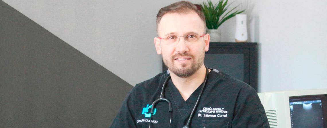 Cirugía General con adiestramiento en Laparoscopia Avanzada