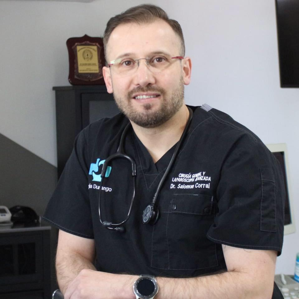 Dr. Salomón Corral