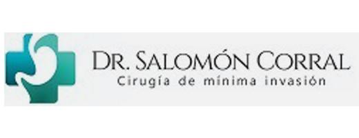 Dr. Salomón Corral - Cirugía de mínima invasión